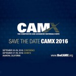 CAMX EXHIBITION 27-29TH SEPTEMBER 2016