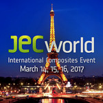RUBBERCRAFT SHOWCASING CUSTOM MADE HIGH PERFORMANCE REUSABLE VACUUM BAGS AT JEC WORLD 2017
